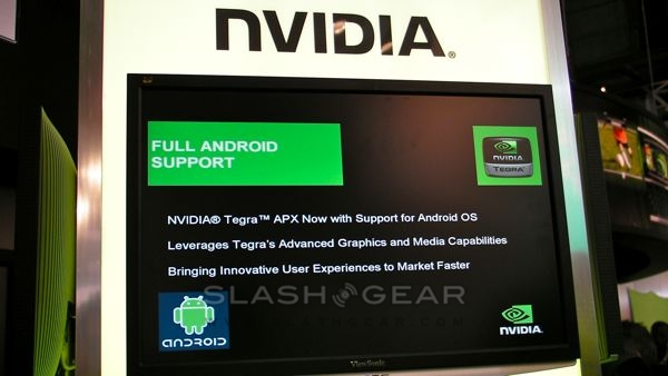 $99 NVIDIA Tegra MIDs in development; Android ported to Tegra