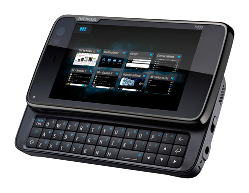 Nokia N900 and Maemo 5 get official [Video]