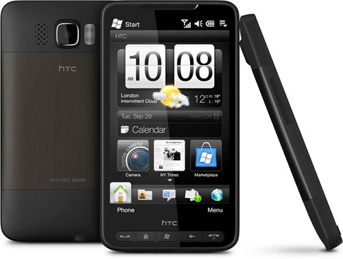HTC HD2 to get new mobile entertainment options on T-Mobile