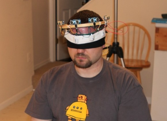 HALO DIY obstacle-avoidance system is low-cost radar for visually-impaired [Video]