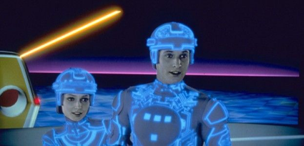 Movie Review: Tron (1982)