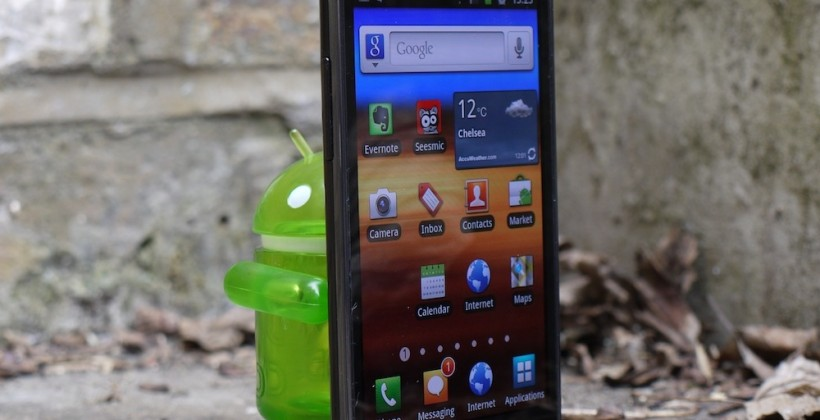 Samsung Galaxy S II Review