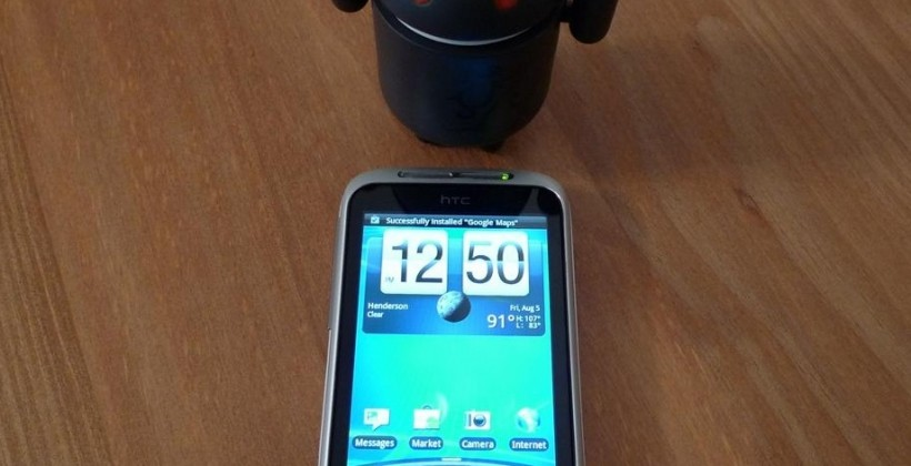 HTC Wildfire S for T-Mobile Review