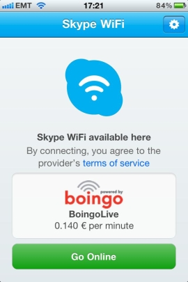 Skype WiFi Now Available On iOS For Accessing Over 1 Million Hotspots