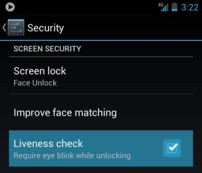 Google secures Jelly Bean's Face Unlock feature with Liveness Check