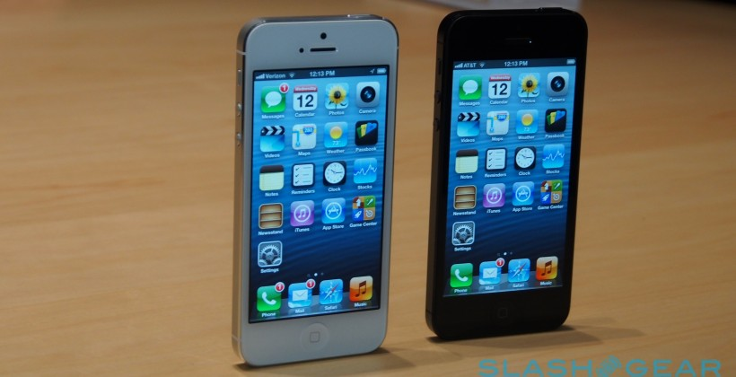 iPhone 5 will come in different GSM and CDMA versions