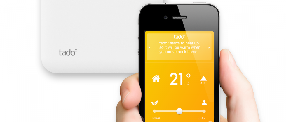 Tado takes on Nest with smartphone-controlled intelligent heating