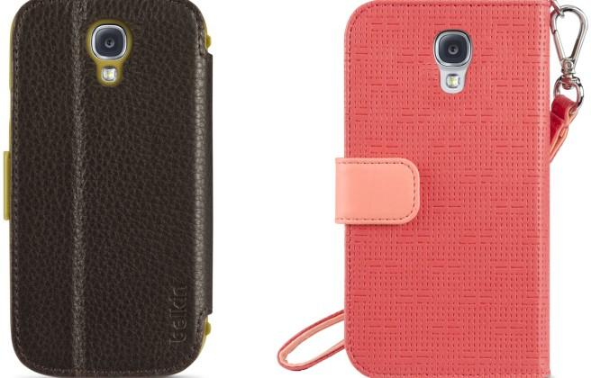 Belkin and OtterBox announce Samsung GALAXY S 4 cases