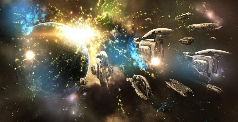 EVE Online will turn players' stories into comics and a TV series