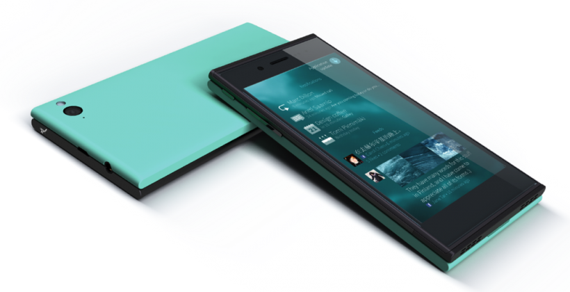 Jolla Sailfish phone official with snap-on smart shells and Android support