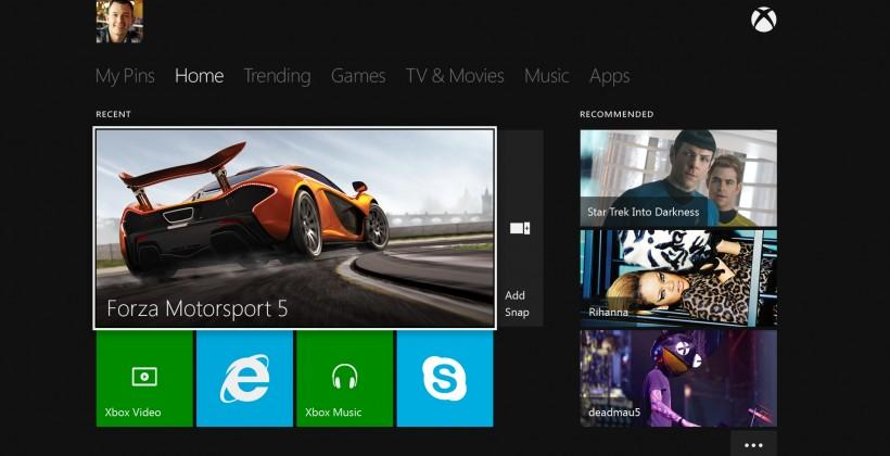 """Xbox One """"Home Gold"""" and game sharing detailed by Microsoft"""