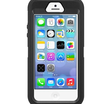 OtterBox iPhone 5S cases now available, iPhone 5C cases soon