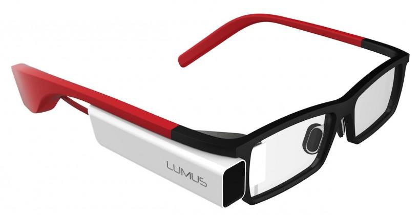 Lumus DK-40 takes on Glass with true AR