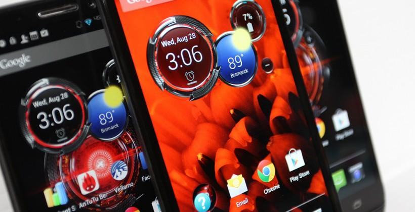 DROID Android KitKat update hits 2013 line