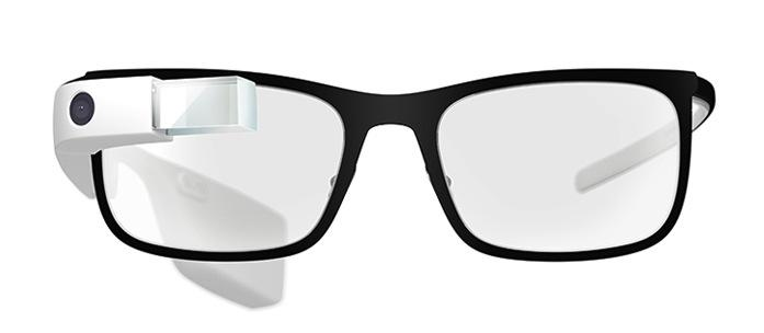 Google Glass prescription frames official in four styles ...