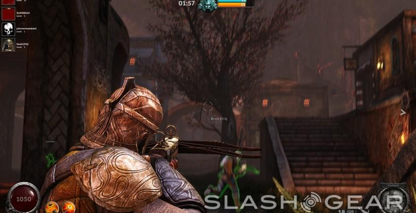 Nosgoth gameplay in Beta mode: Vampire PvP on the loose