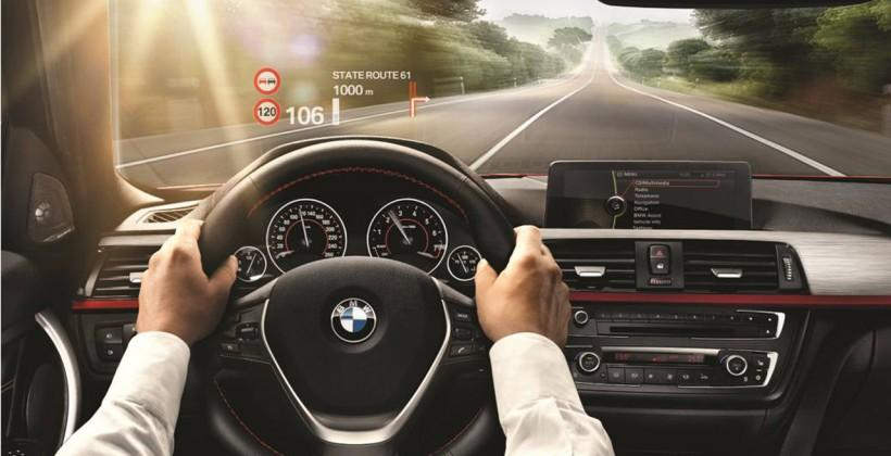 Adding a HUD to your car: three options