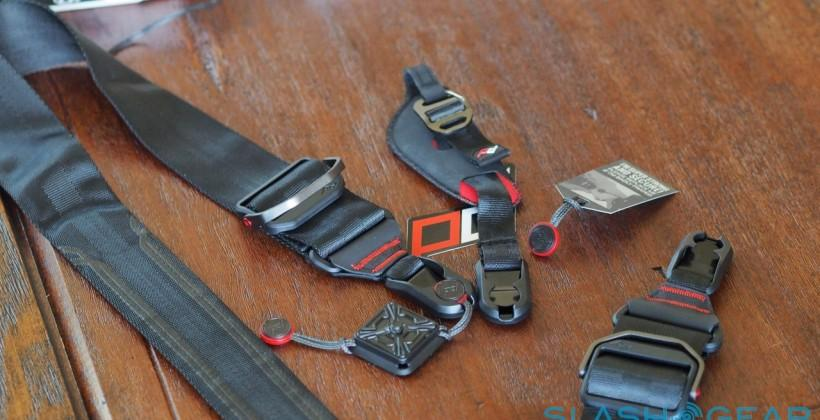 Slide and Clutch Camera Straps by Peak Design Review