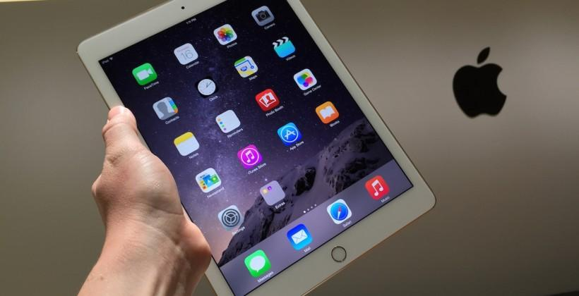 Forget the iPad Air 2, I'm waiting for iPad Pro