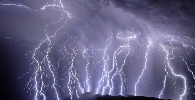 Study: lightning strikes will increase with global warming