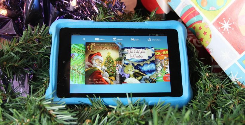 Fire HD 6 Kids Edition Review: Christmas Morning