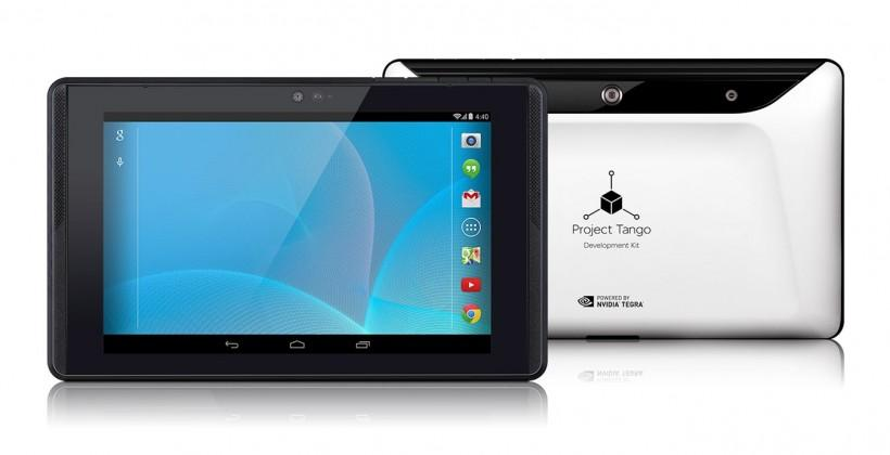 Project Tango hits Google Play, but isn't for sale (yet ...