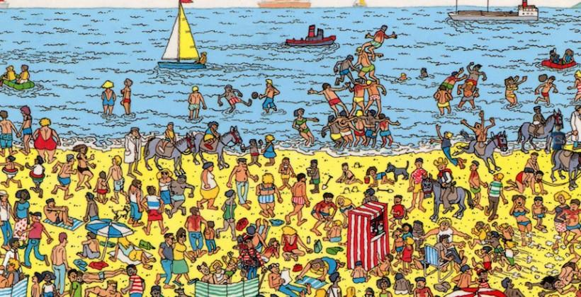 Doctoral student develops 'Where's Waldo' search algorithm