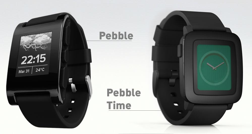 Pebble Time: color smartwatch returns to Kickstarter ...