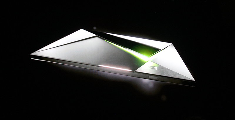 NVIDIA SHIELD Android TV revealed: 5 years in the making