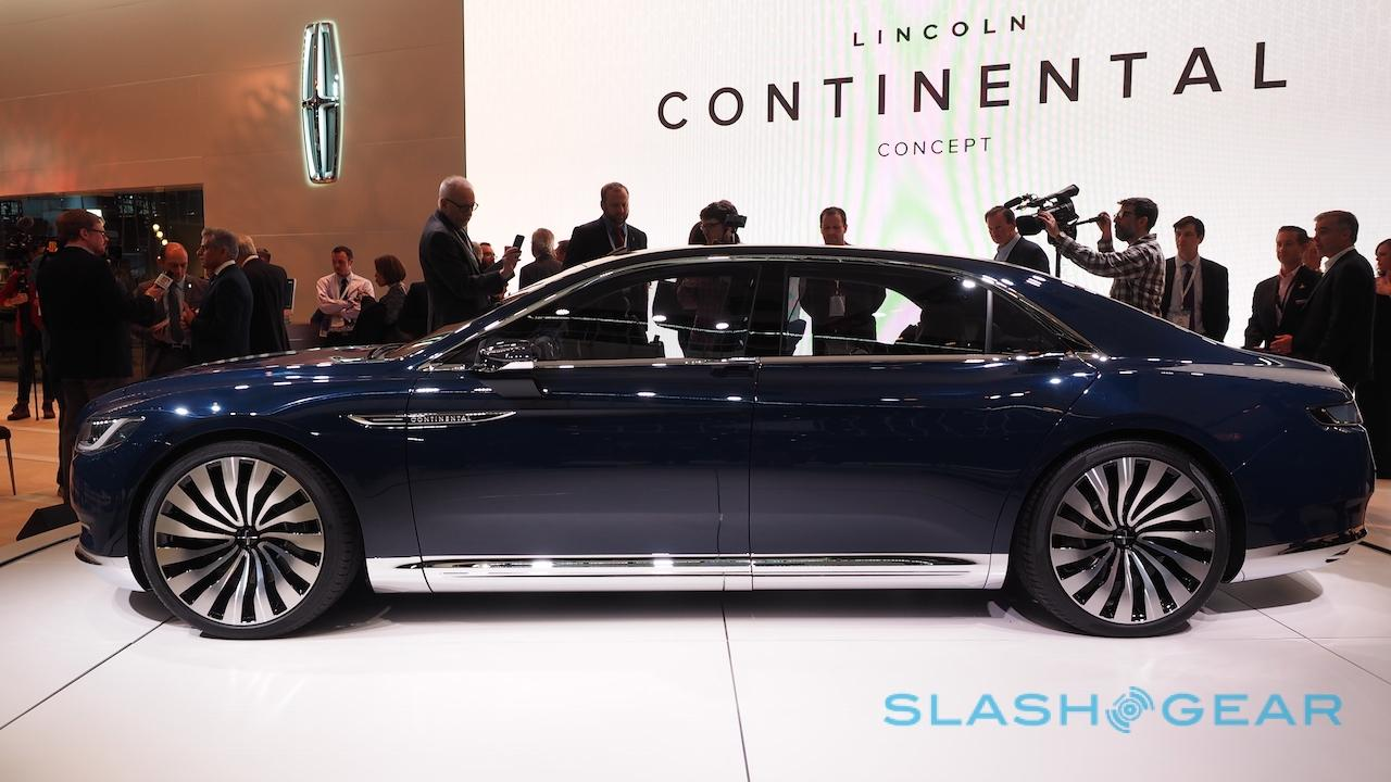 Devil in the Details: Up close with Lincoln's Continental ...