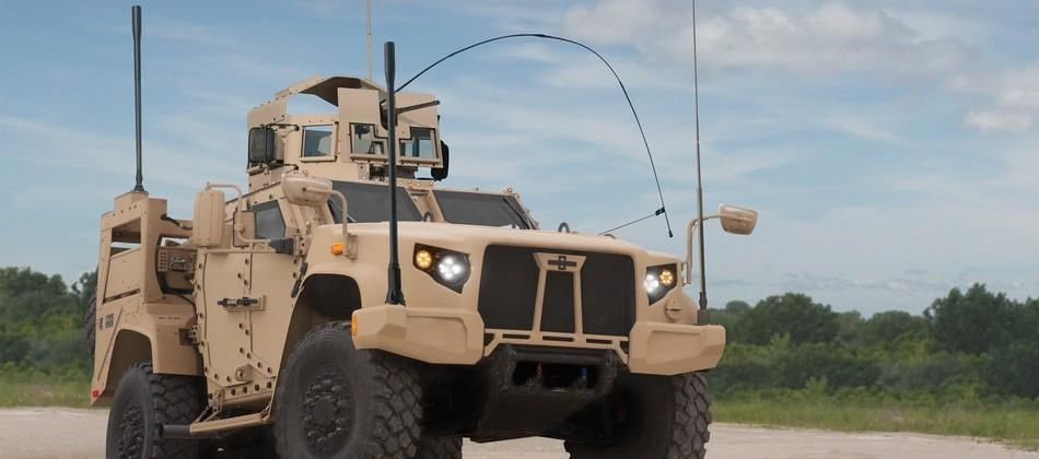 This is the US military's replacement for the Humvee