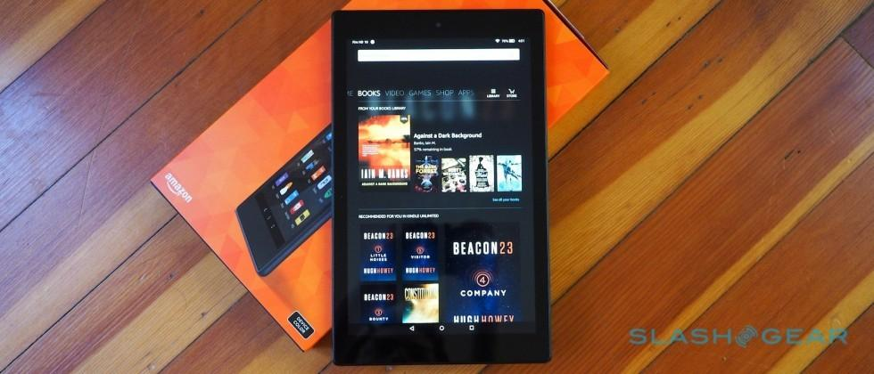 Amazon Fire HD 10 Review – Only Amazon addicts need apply