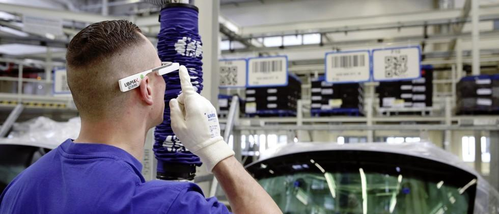 VW puts Glass to work as wearables prove enterprise promise
