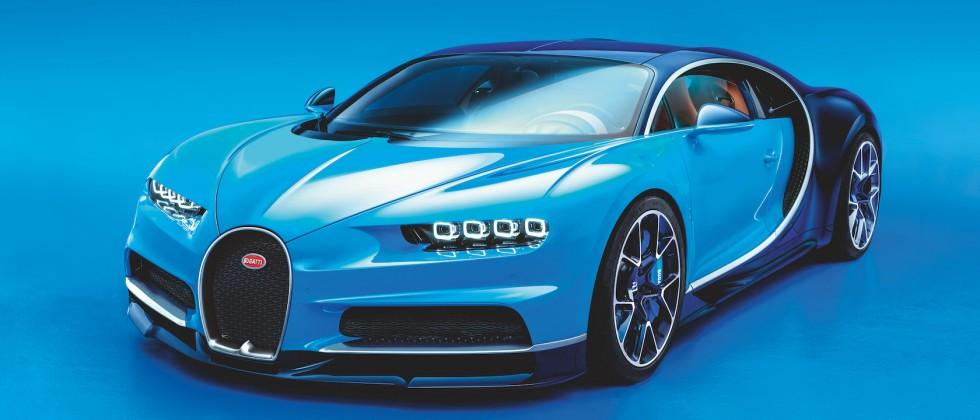 Bugatti's Chiron by the (outrageous) numbers