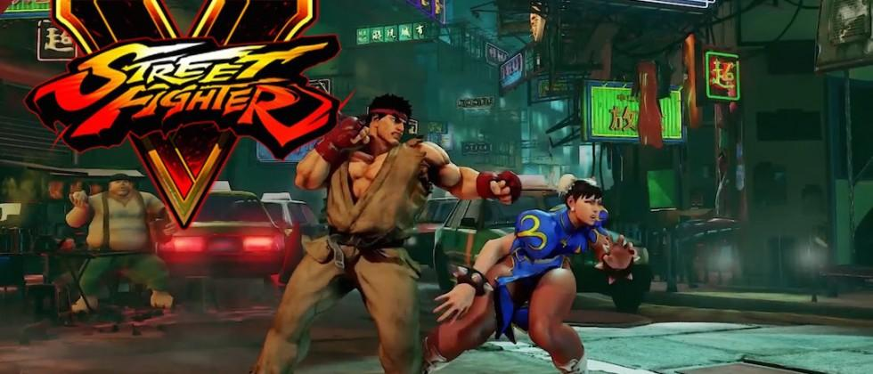 Street Fighter V gets a surprise release on SteamOS and Linux