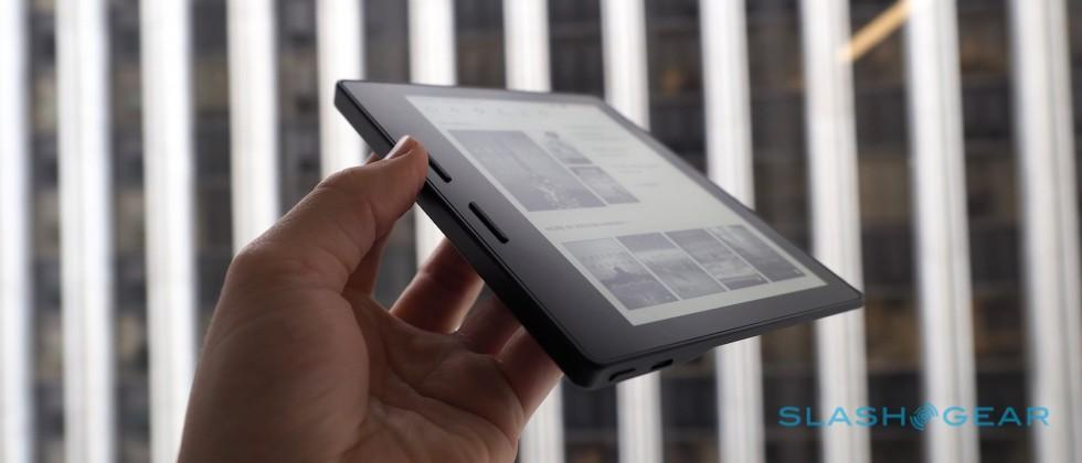 Amazon's new Kindle Oasis is insanely thin and painfully expensive