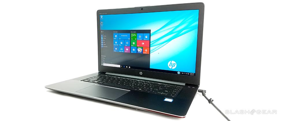 HP ZBook Studio G3 Mobile Workstation Review