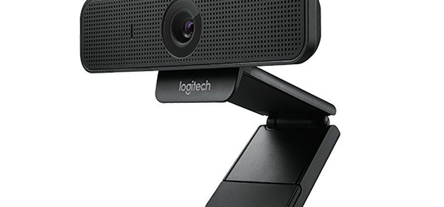 Logitech C925e webcam is full HD and supports professional video conferencing