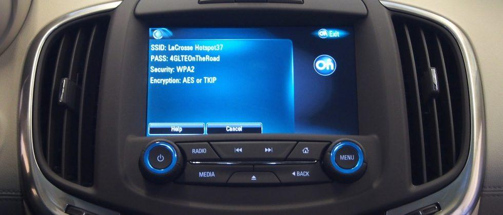 Turning your Chevy into a 4G hotspot just got much cheaper