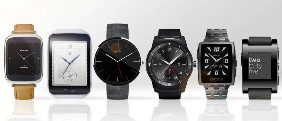 Smartwatches could make it easier for hackers to obtain PINs, passwords