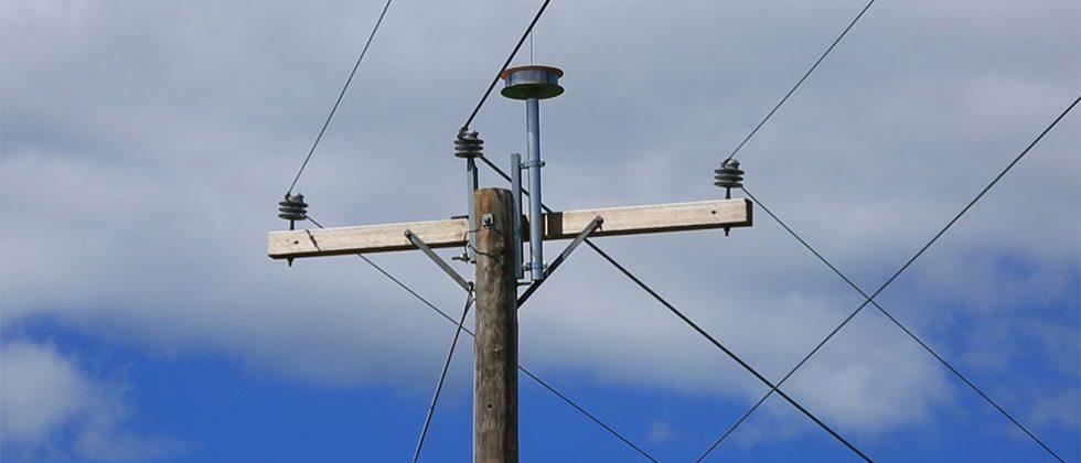 AT&T's Project AirGig aims to deliver broadband anywhere there are power lines