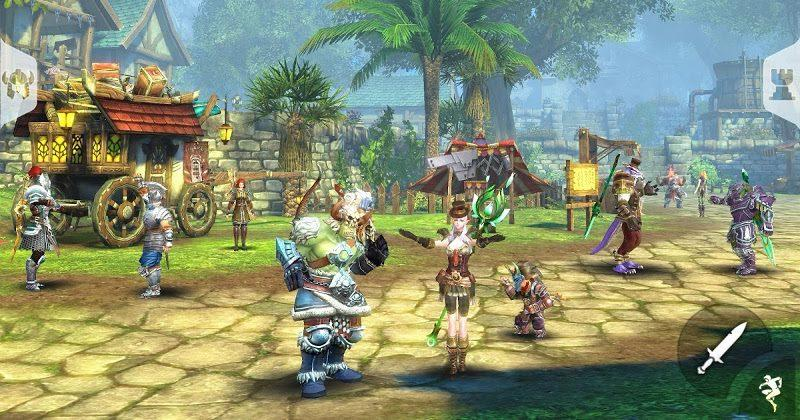 The best mobile MMORPG games of 2016