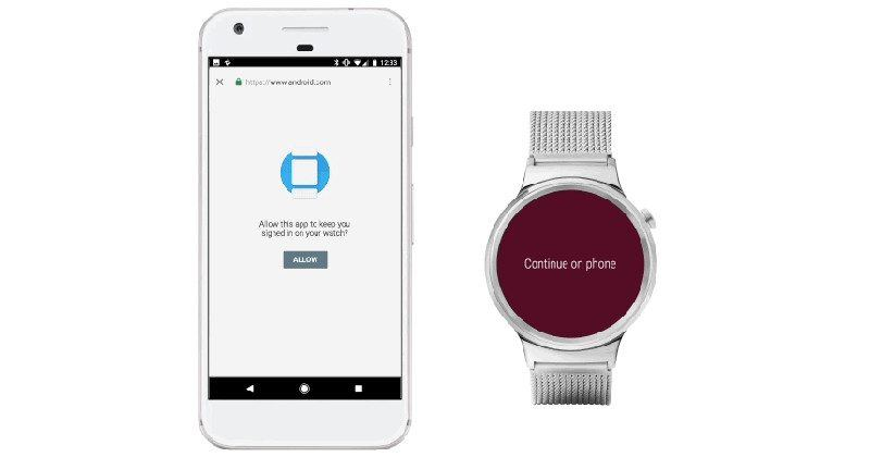 Android Wear 2.0 preview adds single sign-in, IAP, sanity