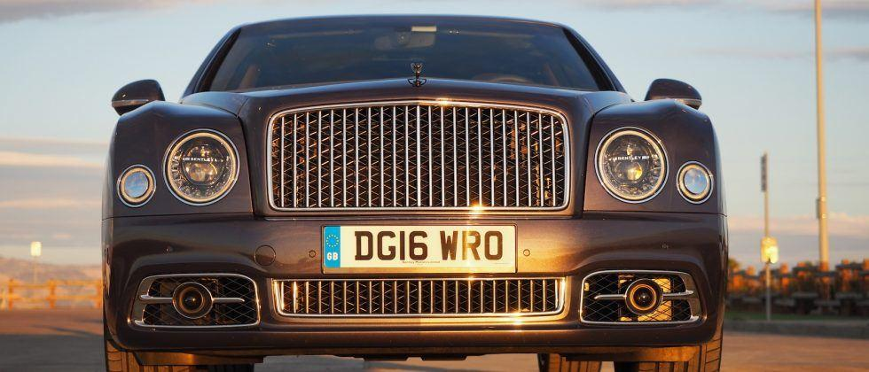 Bentley's future is transparent OLED and luxury car-sharing