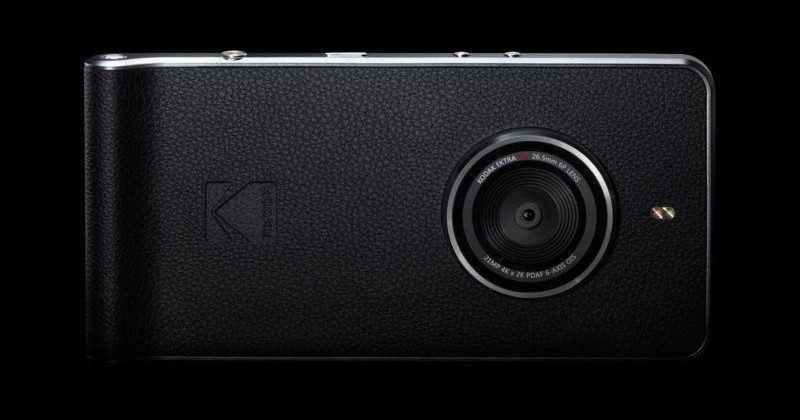 Kodak taps ARCHOS to make its next smartphones for Europe