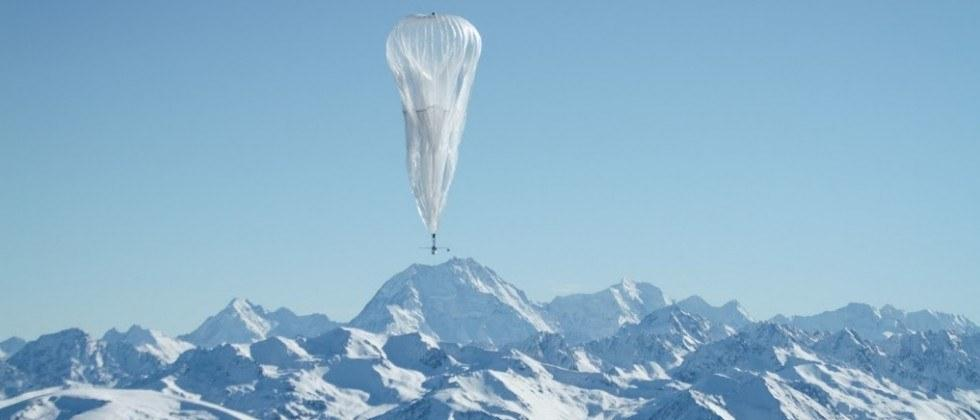 Project Loon now needs less balloons to deliver the Internet