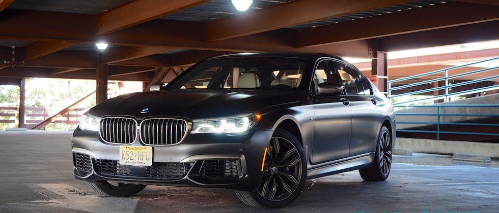 2017 BMW M760i Review: More than M7