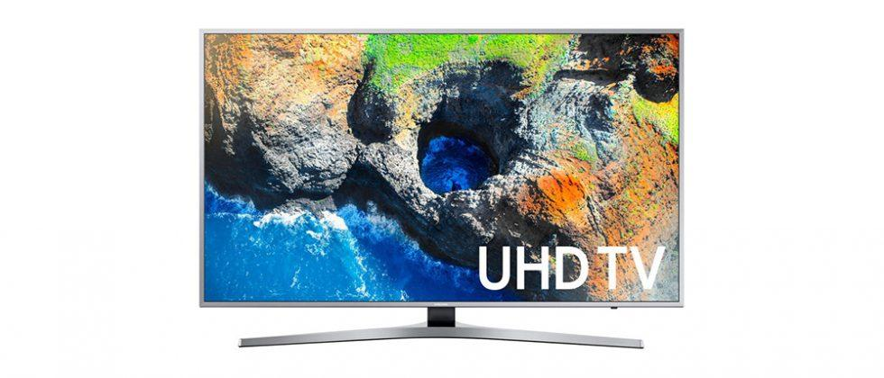 Samsung 2017 MU Series 4K Ultra HD TVs now available