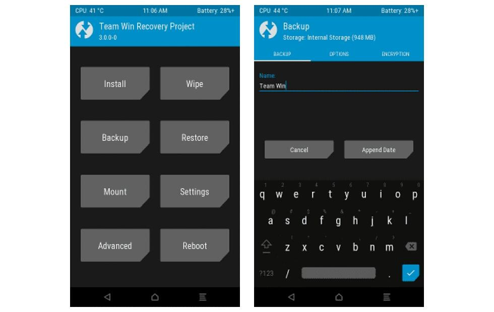 TWRP for Galaxy S8, S8+ Snapdragon models: here's how to get it
