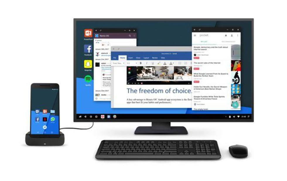 Remix OS discontinued: here are some alternatives